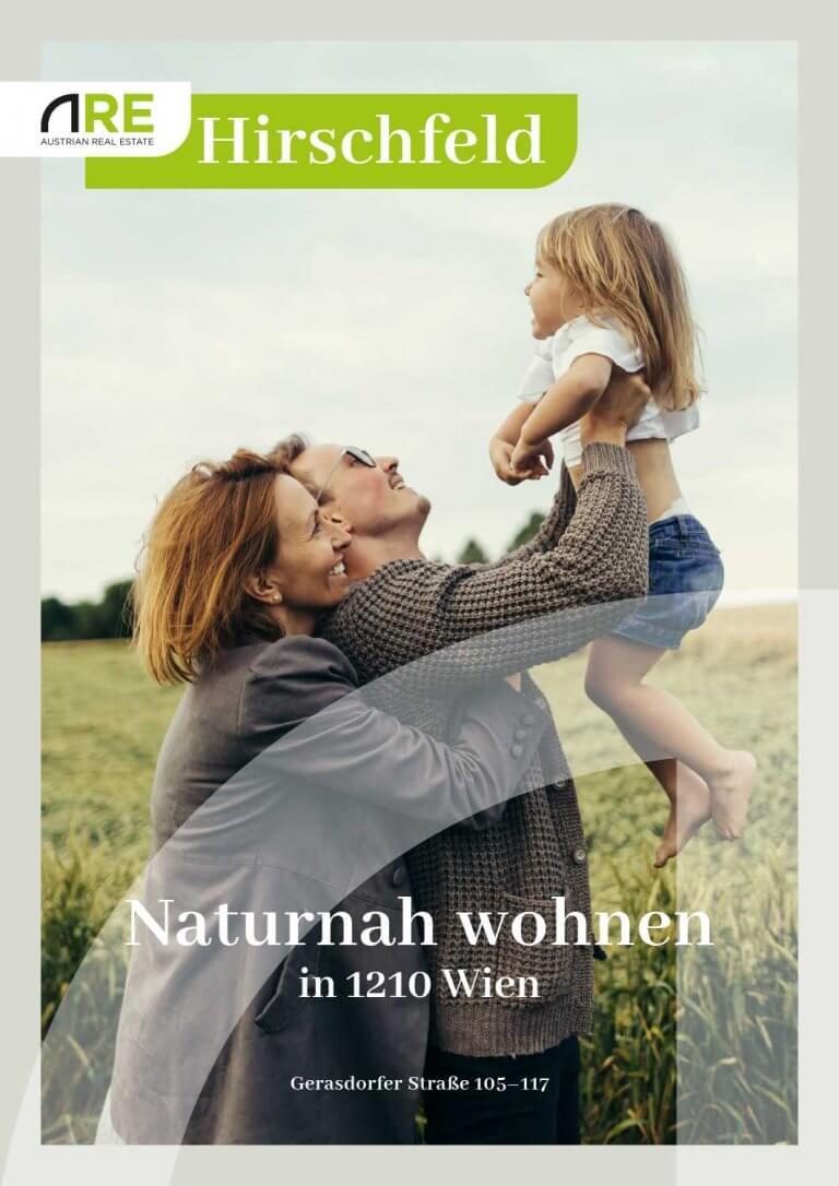 Plakat 01 der Informationsveranstaltung Gerasdorferstr105-117