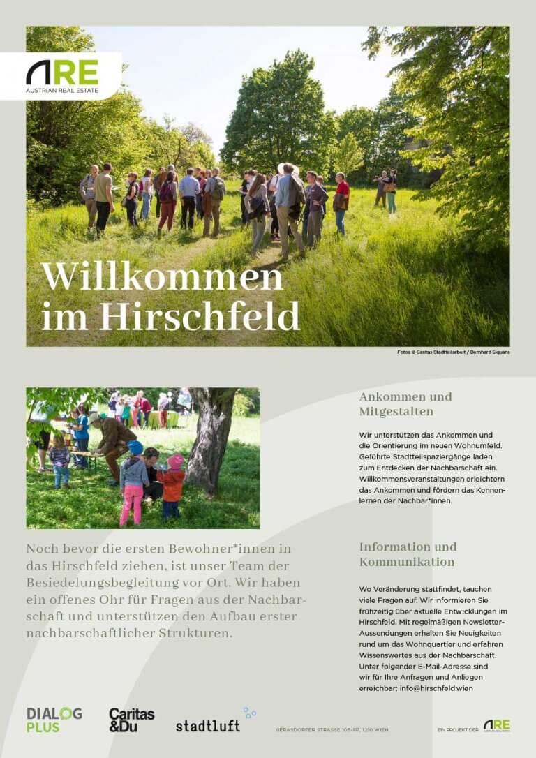 Plakat 03 der Informationsveranstaltung Gerasdorferstr105-117