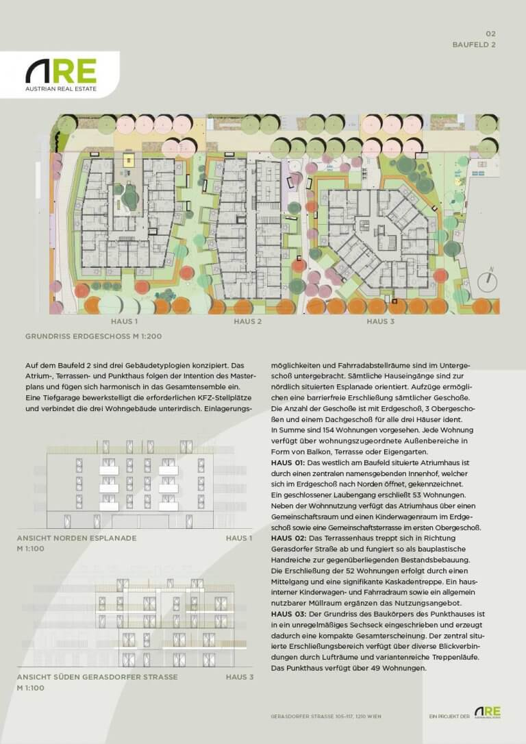 Plakat 10 der Informationsveranstaltung Gerasdorferstr105-117